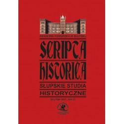 """""""Scripta Historica"""""""