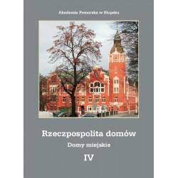 Rzeczpospolita domów IV....