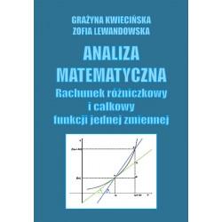 Analiza matematyczna....