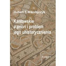 Kantowskie a priori i...