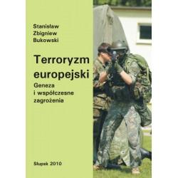 Terroryzm europejski....